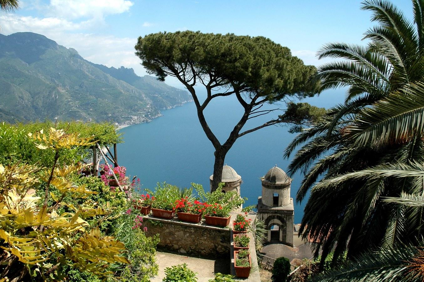 Ravello Amalfi Coast Luxury Villas And Exclusive