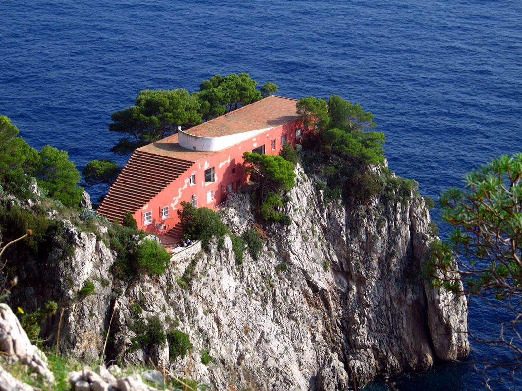 capri amalfi coast luxury villas and exclusive