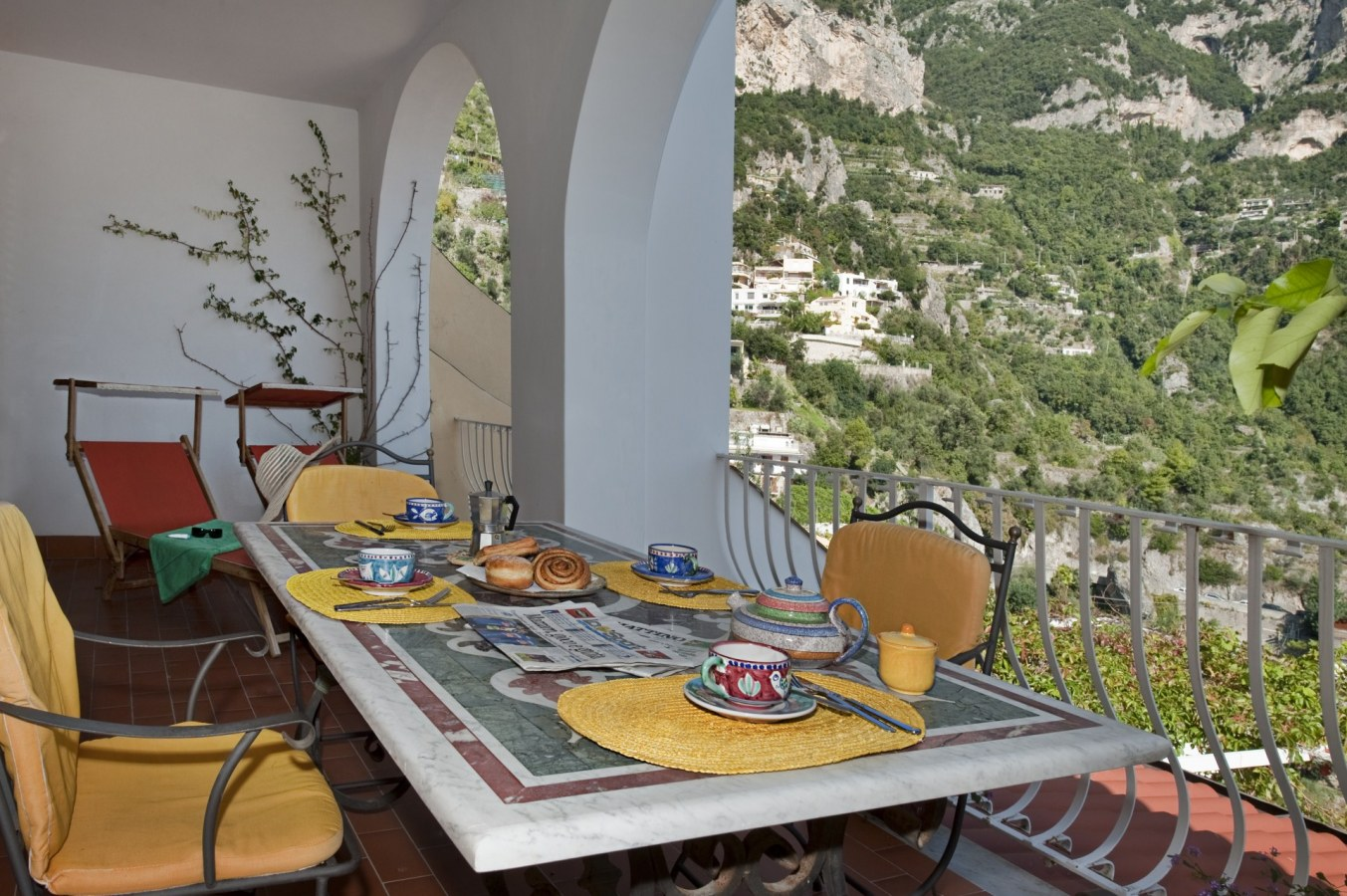 Apartment in Positano - Positano accomodation holiday vacation ...